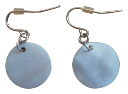 Preload https://item1.tradesy.com/images/mother-of-pearl-whiteoff-white-disc-earrings-13269970-0-1.jpg?width=440&height=440