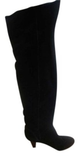 Preload https://item1.tradesy.com/images/dolce-vita-black-suede-above-the-knee-bootsbooties-size-us-75-132700-0-0.jpg?width=440&height=440