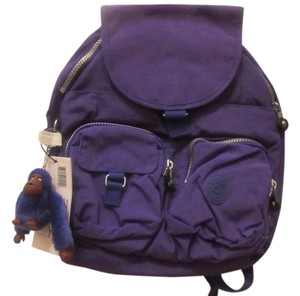 e8bec414fd3 Purple Kipling Backpacks - Up to 70% off at Tradesy