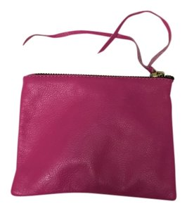 Personalized Pink Clutch
