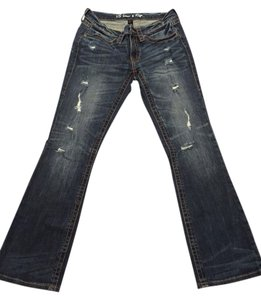Victoria's Secret Boot Cut Jeans-Medium Wash