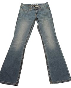 Victoria's Secret Boot Cut Jeans-Light Wash