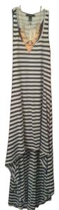 Nautical Maxi Dress by Forever 21 Striped