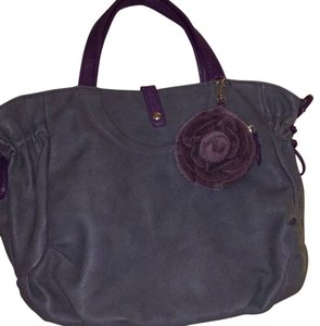 Daphne Satchel in Purple
