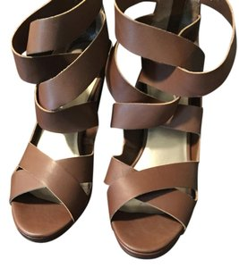 ELLE Brown Sandals