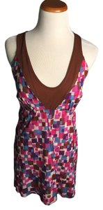 Sweet Pea by Stacy Frati Top Pink/Blue