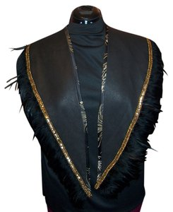 Chrystal Burrell Hand Made One Of A Kind Vest