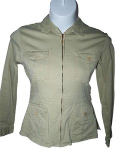 Other Pour Elle Large Zip Down Like New Khaki Jacket