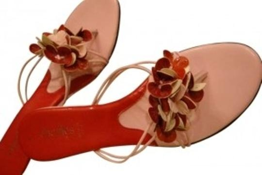 Preload https://item2.tradesy.com/images/charles-david-pink-and-red-sandals-size-us-55-132771-0-0.jpg?width=440&height=440