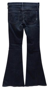 Mother Bell Bottom Flare Leg Jeans-Distressed
