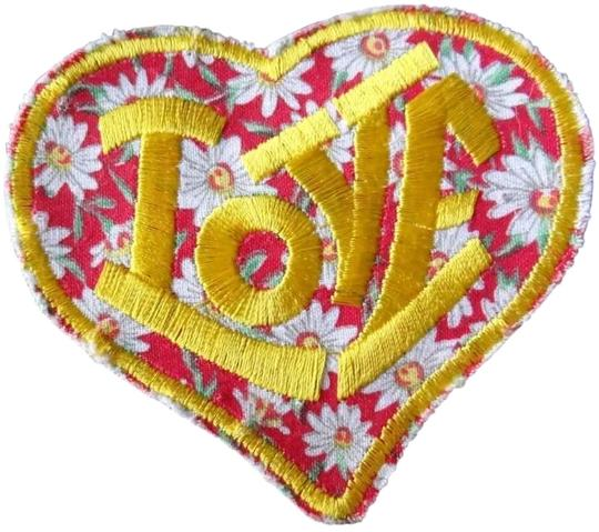 Preload https://img-static.tradesy.com/item/132794/claire-s-multicolor-love-heart-daisies-iron-on-patch-0-0-540-540.jpg
