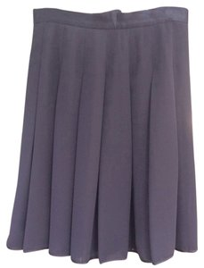 Liz Claiborne Circle Skirt Black