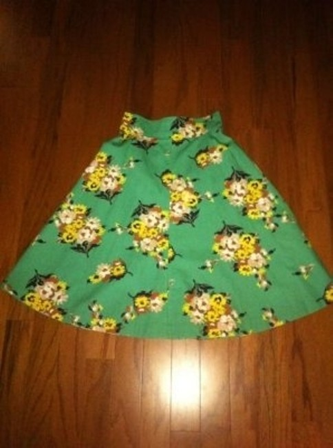 Plenty by Tracy Reese Skirt Green