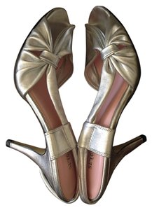 Seychelles Silver Sandals