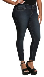 Torrid Brand New Jegging 16 Tall Jeggings-Dark Rinse