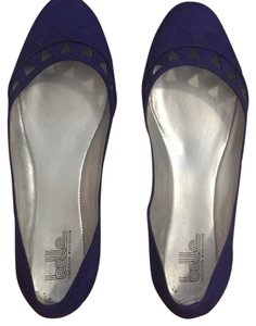 Belle by Sigerson Morrison Electric Blue Flats