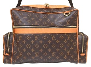 Louis Vuitton Suck Travel Brown Travel Bag