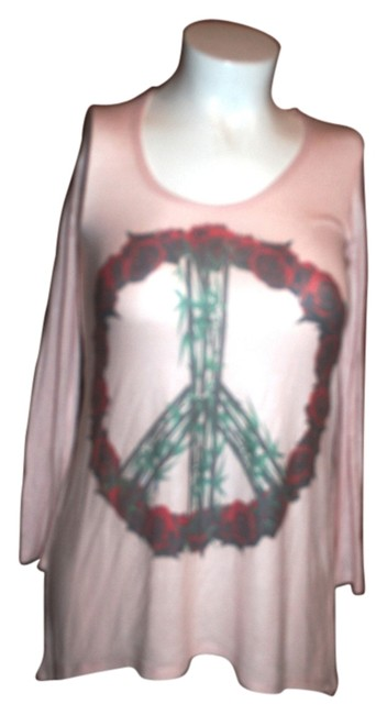 Preload https://item1.tradesy.com/images/juicy-couture-pink-go-vintage-edition-t-shirt-tee-shirt-size-8-m-13284205-0-2.jpg?width=400&height=650