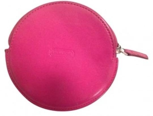 Preload https://item3.tradesy.com/images/coach-pink-small-purse-wallet-132862-0-0.jpg?width=440&height=440