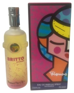 Romero Britto ROMERO BRITTO 2.5 oz / 75 ml Eau de Parfum Spray for Woman ( VERY HARD TO FIND ) New in box !!
