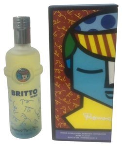 Romero Britto ROMERO BRITTO 2.5 oz / 75 ml EAU DE TOILETTE SPRAY FOR MEN , NEW IN BOX !! RARE TO FIND !!