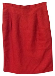 Banana Republic Skirt Burnt Orange