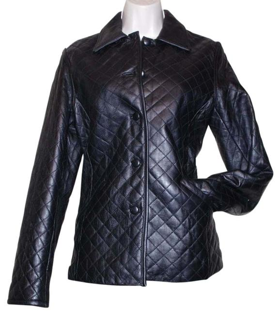 Preload https://item3.tradesy.com/images/siena-studio-black-genuine-soft-quilted-insulated-coat-women-leather-jacket-size-4-s-13287562-0-1.jpg?width=400&height=650