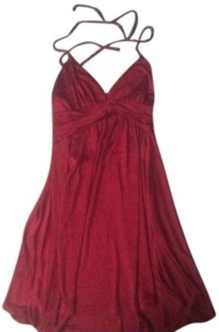 Preload https://item3.tradesy.com/images/express-deep-red-v-cut-pretty-above-knee-formal-dress-size-4-s-132882-0-0.jpg?width=400&height=650