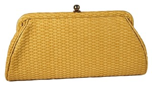Other Basket Mint Condition Tan or Straw Clutch