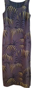 Purple multi Maxi Dress by Tommy Bahama