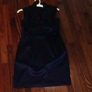 Jessica Howard Navy Dress