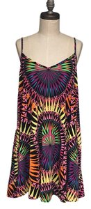 Mara Hoffman short dress Multi Swimwear Cover-up Print on Tradesy