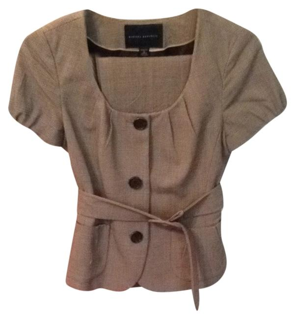 Preload https://item5.tradesy.com/images/banana-republic-brown-short-sleeve-pant-suit-size-0-xs-1329134-0-0.jpg?width=400&height=650