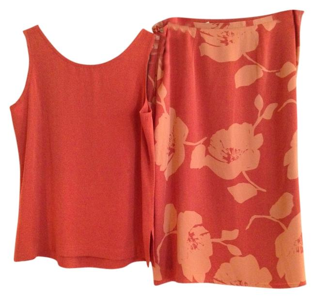 Tommy Bahama short dress Orange multi on Tradesy