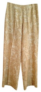Tommy Bahama Wide Leg Pants Cream/Yellow