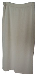 St. John St Skirt Bright White (Ivory)