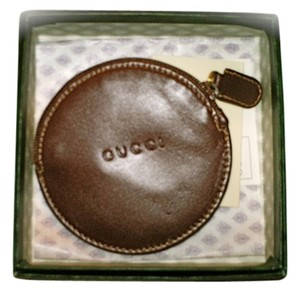 Gucci Vintage leather Gucci coin purse