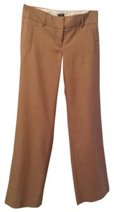 J.Crew Wide Leg Pants Camel
