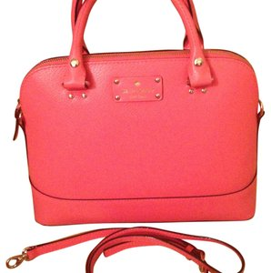 Kate Spade #satchels #bag #purse #pink #summer Satchel in Pink