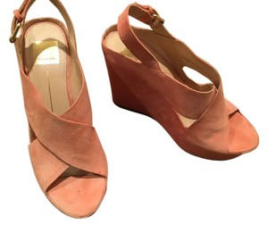Dolce Vita Peach Wedges