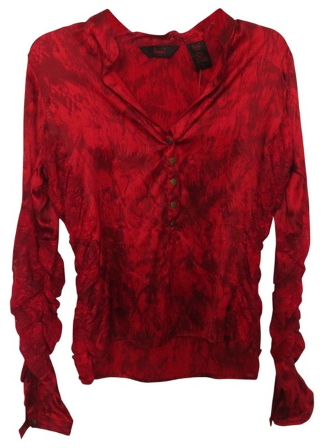 Preload https://img-static.tradesy.com/item/13298293/seven7-red-express-silk-and-lace-blouse-button-cuff-hardware-night-out-top-size-12-l-0-2-650-650.jpg