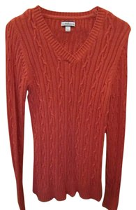 Croft & Barrow Small Borrow Long Sleeve Sweater