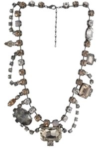 Ekatrina Ekatrina Ladysh Antique Silver-Plated Necklace