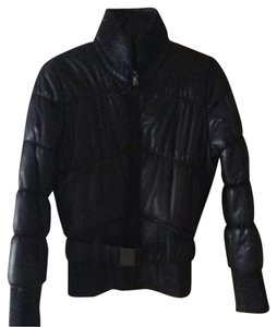 Vigoss Collection Ski Belted Vigoss Coat