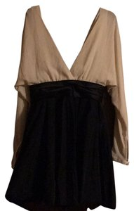 Halston short dress on Tradesy