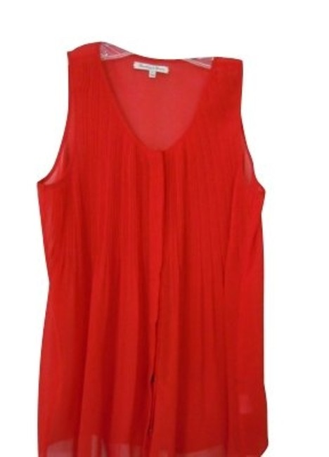 Preload https://item4.tradesy.com/images/madewell-red-blouse-size-4-s-133-0-0.jpg?width=400&height=650
