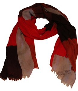 Ann Taylor LOFT Multicolored Scarf