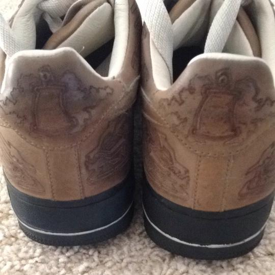 Nike Lasers Laser Pack Leather Collectors Item Laser Cut Brown, Black Athletic