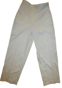 C.B. Collection Trouser Pants White