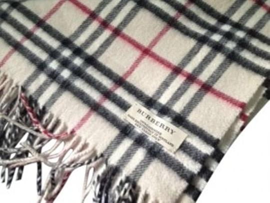 Preload https://item1.tradesy.com/images/burberry-check-cashmere-scarfwrap-133035-0-0.jpg?width=440&height=440